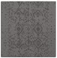 rug #1103322 | square mid-brown rug