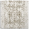 rug #1103330 | square white faded rug