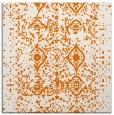 rug #1103378 | square orange popular rug