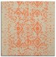 rug #1103382 | square beige borders rug