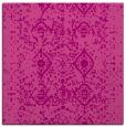 rug #1103390 | square pink rug
