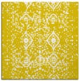 rug #1103462 | square white faded rug