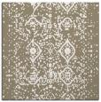 rug #1103482   square beige faded rug