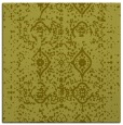rug #1103506 | square light-green borders rug