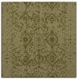rug #1103518 | square light-green borders rug