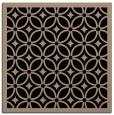 rug #110357 | square beige circles rug