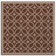 rug #110364 | square circles rug