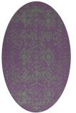 rug #1103724 | oval borders rug