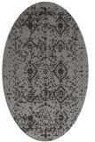 rug #1103733 | oval borders rug