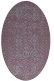 rug #1103789 | oval borders rug