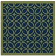 rug #110381 | square green rug