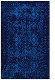 rug #1103938 |  blue faded rug