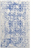 rug #1103954 |  blue borders rug