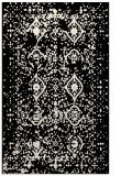 rug #1103970 |  blue-green damask rug