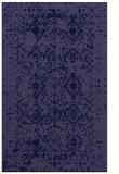 rug #1103994 |  blue-violet traditional rug