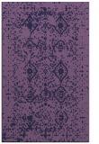 rug #1104006 |  purple borders rug