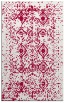 rug #1104026    red faded rug