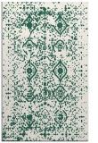 rug #1104042 |  green damask rug