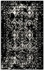 rug #1104050 |  black rug