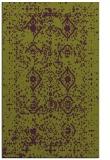 rug #1104146 |  green borders rug