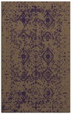 rug #1104150 |  purple traditional rug