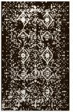 rug #1104206 |  brown damask rug