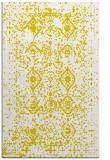 rug #1104230 |  yellow rug