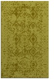 rug #1104242 |  light-green damask rug