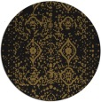 rug #1104295 | round traditional rug