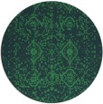 rug #1104344 | round faded rug