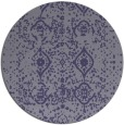 rug #1104367 | round faded rug