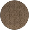 rug #1104384 | round traditional rug