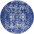 rug #1104466 | round traditional rug