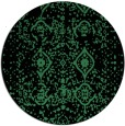 rug #1104476 | round faded rug