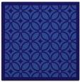 rug #110449 | square blue-violet borders rug
