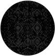 rug #1104564 | round borders rug