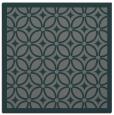 rug #110473 | square green borders rug