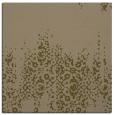 rug #1105126 | square mid-brown popular rug