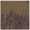 rug #1105254 | square purple traditional rug