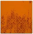 rug #1105278 | square red-orange popular rug