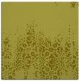 rug #1105346 | square light-green traditional rug