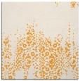 rug #1105374   square light-orange faded rug