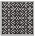 rug #110545 | square red-orange borders rug