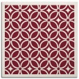 rug #110557 | square pink borders rug