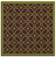 rug #110573 | square purple circles rug