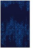rug #1105778 |  blue faded rug