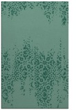 rug #1105802 |  blue-green traditional rug