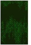 rug #1105806    green traditional rug