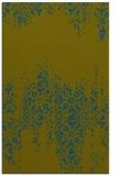rug #1105826 |  green damask rug