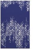 rug #1106042 |  blue damask rug